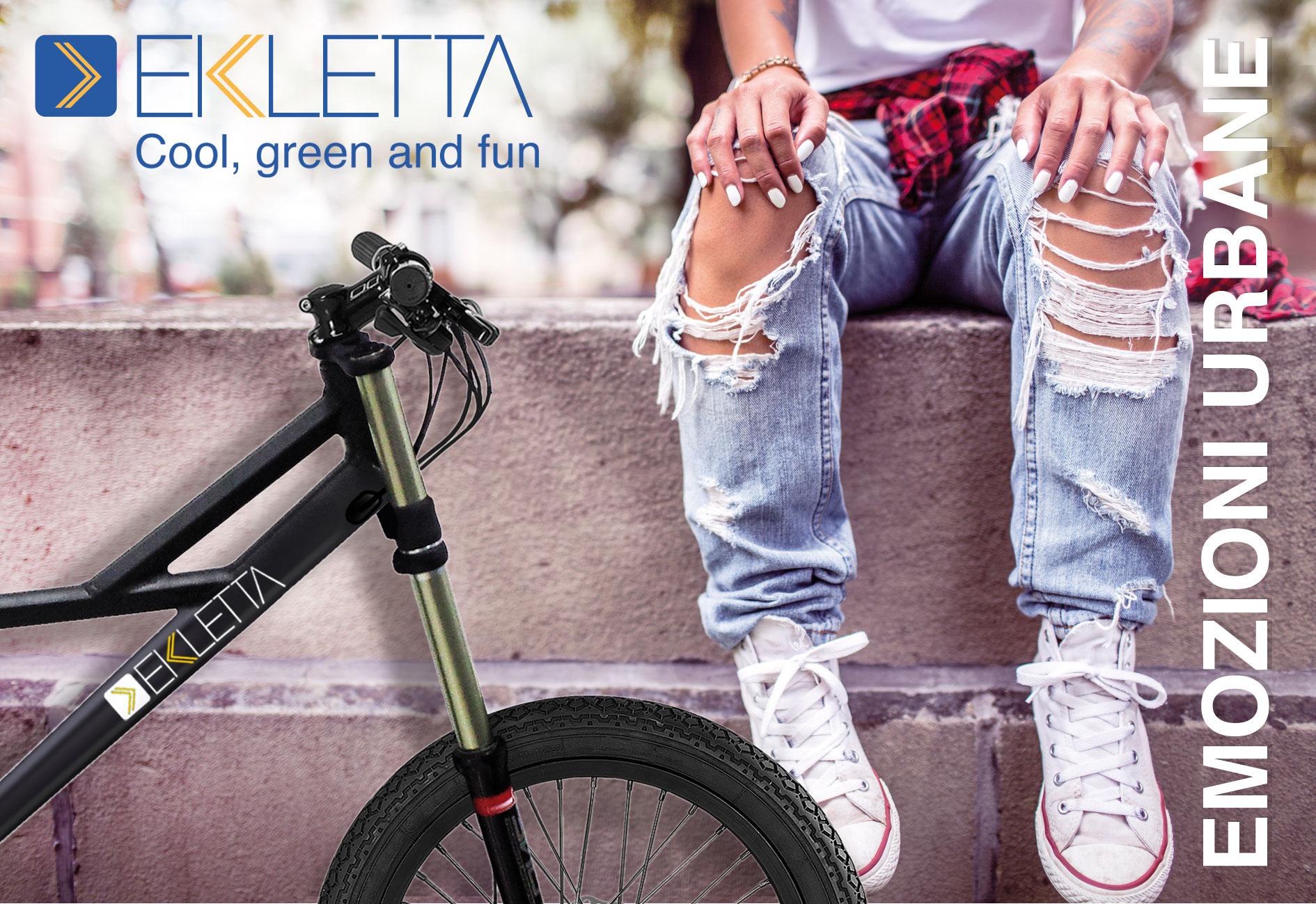 ekletta biciclette elettriche