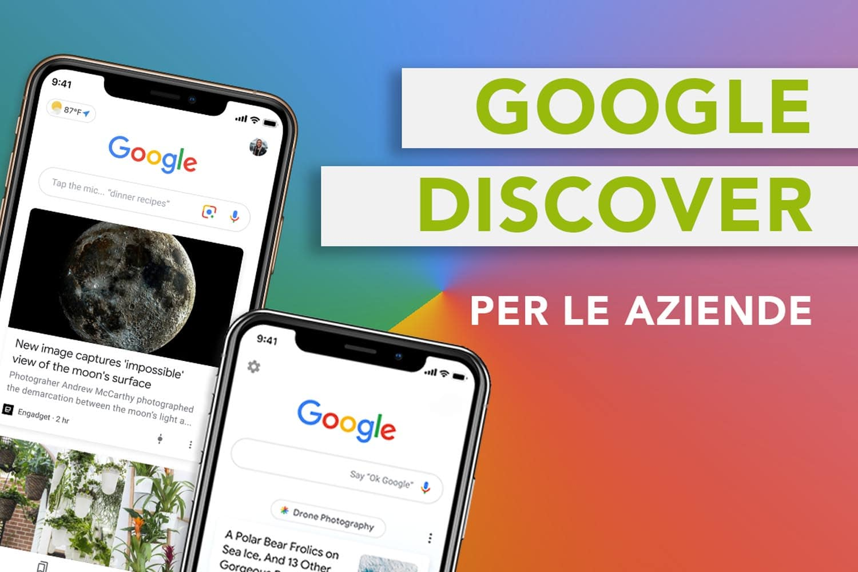L'importanza di Google Discover per le aziende - Blog Yucca Design