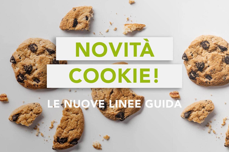 Cosa cambia con i cookie - Yucca Design: le nuove linee guida